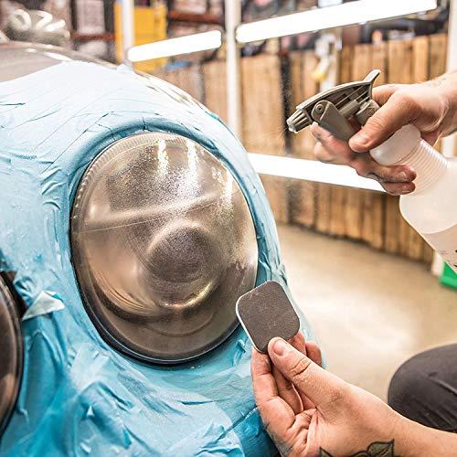 Meguiar's One-Step Car Headlight Restoration Kit for oxidised & yellowed headlights