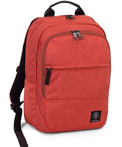 Invicta Office Biz M Rucksack, 45 cm, Rot (443)