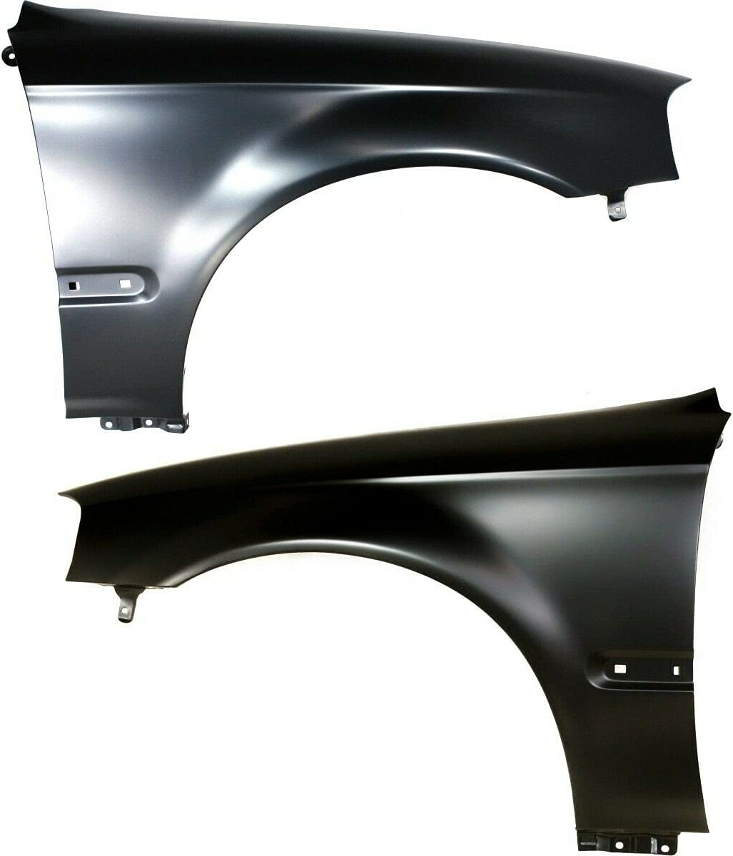 Pair Sales of SALE items from new works Fenders Set of New Shipping Free 2 Front Left-and-Right LH RH