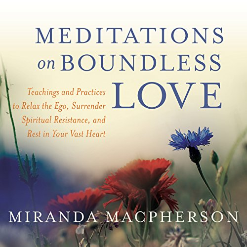 Meditations on Boundless Love copertina