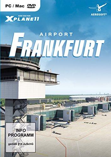XPlane 11 AddOn Airport Frankfurt - [PC]