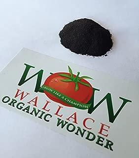Wallace Organic Wonder Soluble Seaweed Powder Organic Fertilizer (10.7 Ounces)