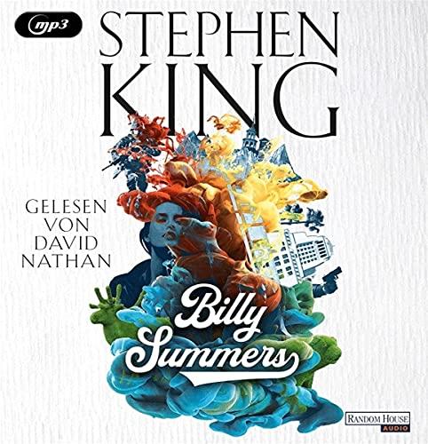 Buchseite und Rezensionen zu 'Billy Summers' von Stephen King