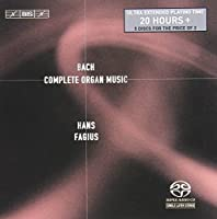 Bach: Complete Organ Works by Hans Fagius (2007-05-29)