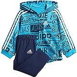 adidas Baby-Jungen I Graph Fz Hd J Trainingsanzug, Mehrfarbig (ciasho/Maruni/Weiß), 74