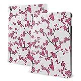 Cherry Blossom In Full Bloom Ipad 10.2 ケース 7世代 かわいい 子供 イラスト 2019ケース スマート 超スリム スタンド フォリオ保護ケース