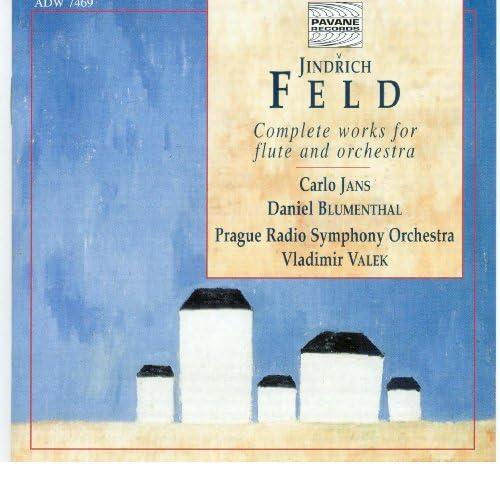 Daniel Blumenthal, Carlo Jans, Prague Radio Symphony Orchestra & Vladimir Valek
