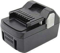 Power Smart/® 18/V 3000/mAh NiMH bater/ía para HITACHI C 322881 G 322876 DV 322877 WH DH CR CJ 323902 EB1820 DS EB 1820L 322437 WR Serien EB 1814SL 323016 BCL1815 324365 EBM 1830 323564 EB 18B