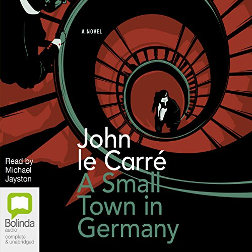 A Small Town in Germany audiobook cover art