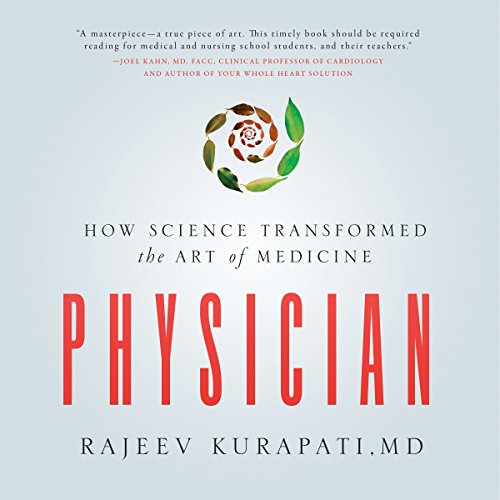 Physician audiobook cover art