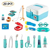 Twister.CK Childrens Doctors Kit, Kids Pretend Juego de rol Doctor...