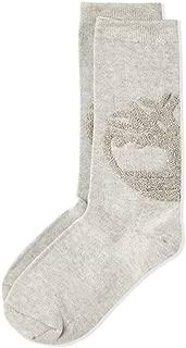 Timberland Calf Socks For Women - Grey, Medium