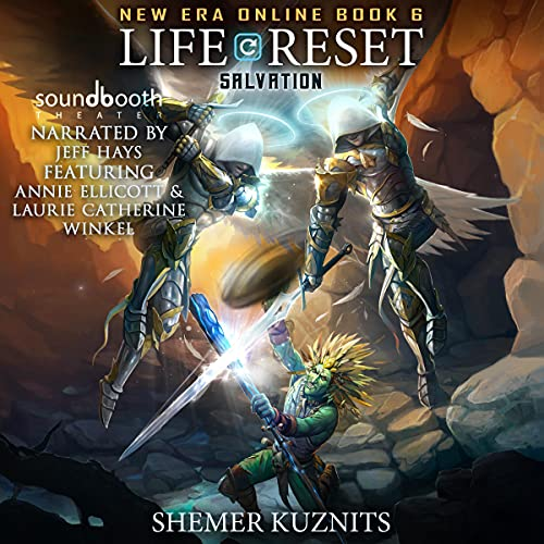 Life Reset: Salvation cover art