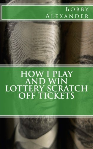 How I Play and Win Lottery Scratch off Tickets