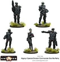 Antares Algoryn Special Division Commander Ess Ma Rahq Blister - Metal