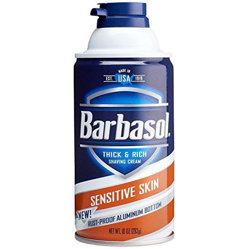 Barbasol Shaving Cream Sensitive Cream 11 oz. by Barbasol