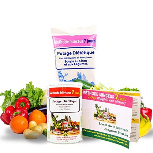 28 Shake For Slim, Sopa de Col, Quemar Grasa Para Hombres Y Mujeres, Pérdida De Peso Rápida Y Efectiva, Rico En Proteínas Y Fibra, Vitaminas, Método Folleto disponibles