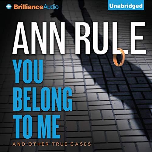 You Belong to Me audiobook cover art