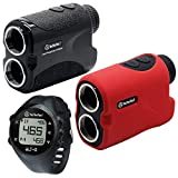 TecTecTec VPRO500 Golf Rangefinder and Silicone case and ULT-G GPS Watch