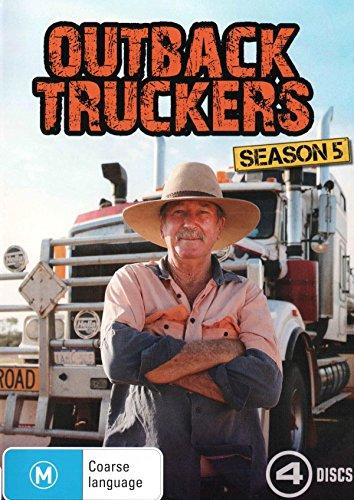 Outback Truckers Season 5   4 Discs   Documentary   NON-USA Format   PAL   Region 4 Import - Australia