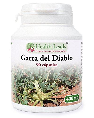Garra del diablo (harpagófito) 400 mg x 90 cápsulas