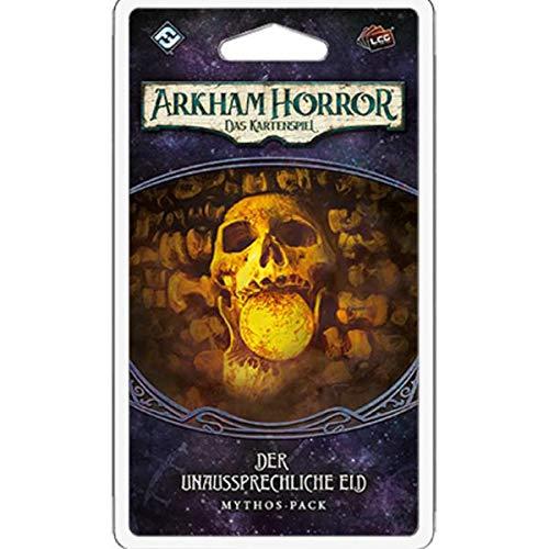 Asmodee DE FFGD1112 Arkham Horror: LCG - Juego de Mesa Eid Car2