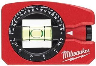 Milwaukee 4932459597 4932459597-Nivel de Bolsillo, rojo