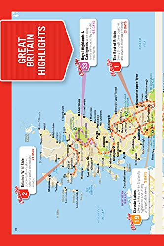 Lonely Planet Britain's trips that is best 2 (Trips Country) - 51GJrlGfiLS. SL500