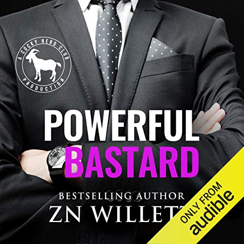 Powerful Bastard  By  cover art