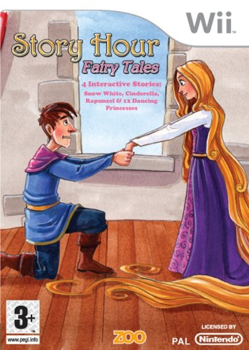 Story Hour Fairy Tales (Wii) [import anglais]