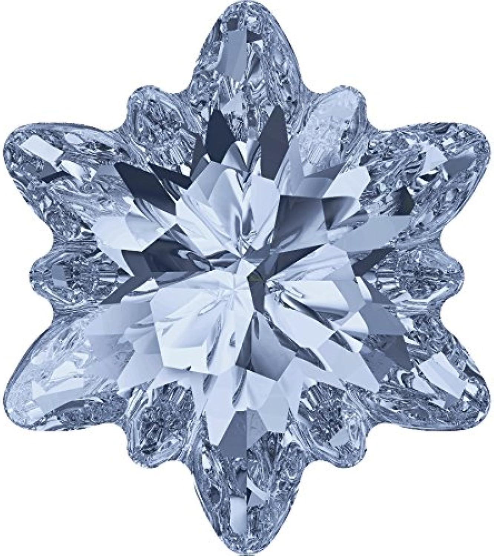 Swarovski Crystals 5105600 Fancy Stones 4753 MM 14,0 CRYSTAL BL.SHADE F, 36 Pieces