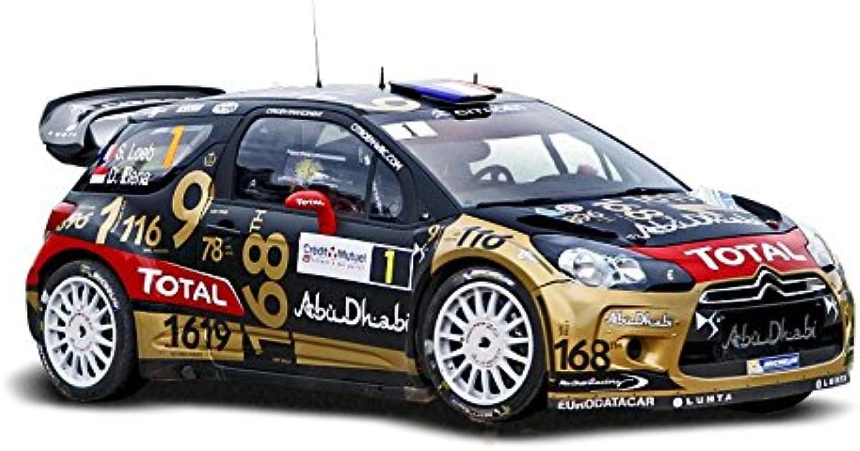 Citroen ds3 wrc Loeb- Elena