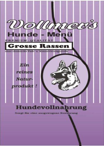Vollmer's 37006 Hundefutter Große Rassen 15 kg