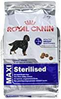 High eating acceptance For large dogs Specially designed for sterilised dogs