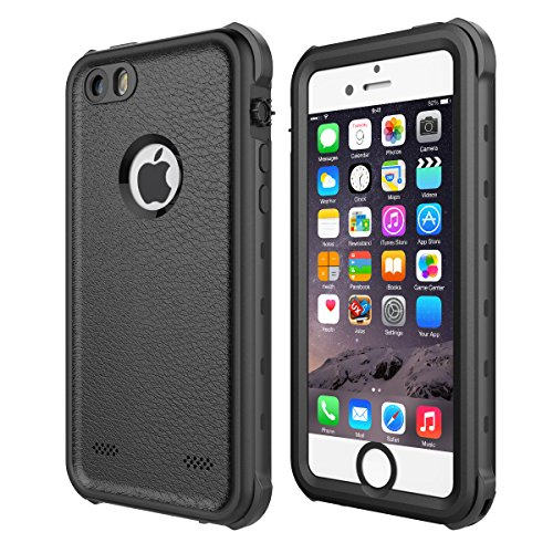 iPhone 5 5S SE Waterproof Case, 2016 Shockproof Dropproof Dirtproof Rain...