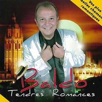 Tendres romances (Vos plus belles chansons romantiques)