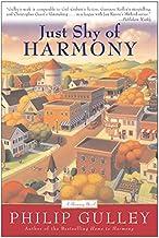 Just Shy of Harmony