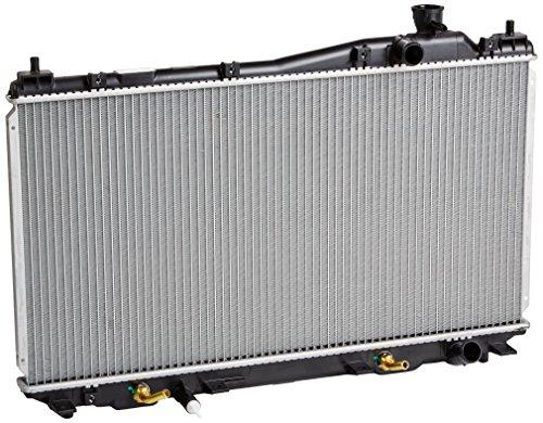 02 honda civic radiator - 1