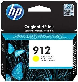 خرطوشة الحبر HP 912 الأصفر الأصلية [ 3YL79AE ]