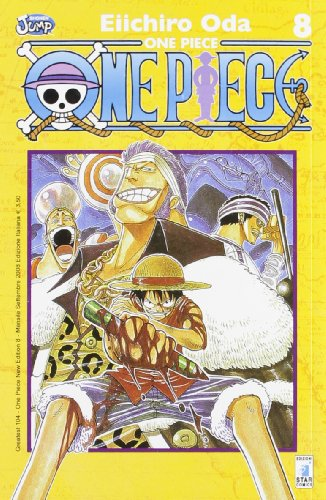 One piece. New edition (Vol. 8)