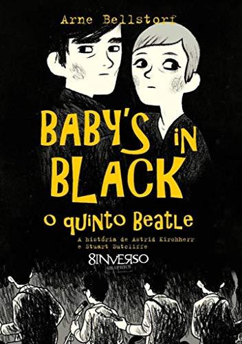 Baby's in black - O Quinto Beatle, A Capa Pode Variar