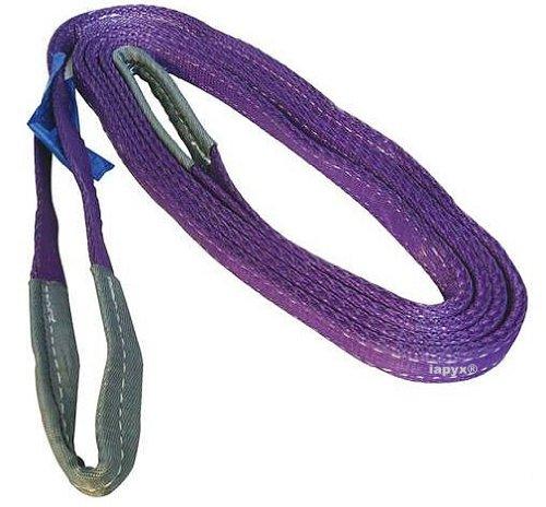 Orange iapyx/® reg; 4x Ratchet Tie Down Strap with Ratchet 6 Metres EN Standard Colour