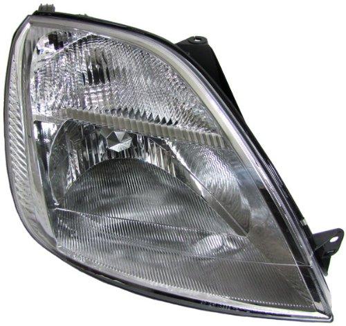 Carparts-Online 15769 H4 Scheinwerfer rechts