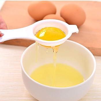 Egg Seperator Egg White Yolk Sifting Holder Egg Divider Tools Kitcheh SL