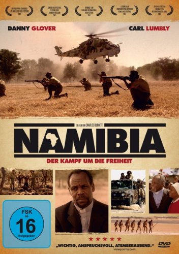 Namibia: The Struggle for Liberation [ NON-USA FORMAT, PAL, Reg.0 Import - Germany ]