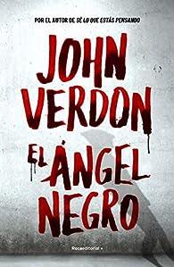 El ángel negro par John Verdon