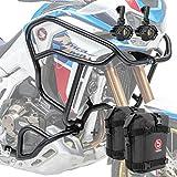 Defensas + Faro Adicional XL para Honda Africa Twin Adventure Sports 1100 + K3