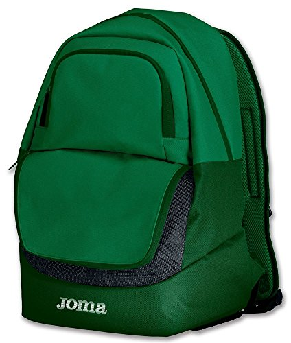 JOMA MOCHILAS DIAMOND II UNISEX 400235 - S, VERDE (450)