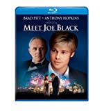 MEET JOE BLACK New Sealed Blu-ray Anthony Hopkins Brad Pitt