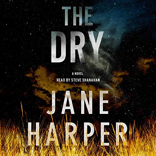 The Dry Audiobook By Jane Harper cover art